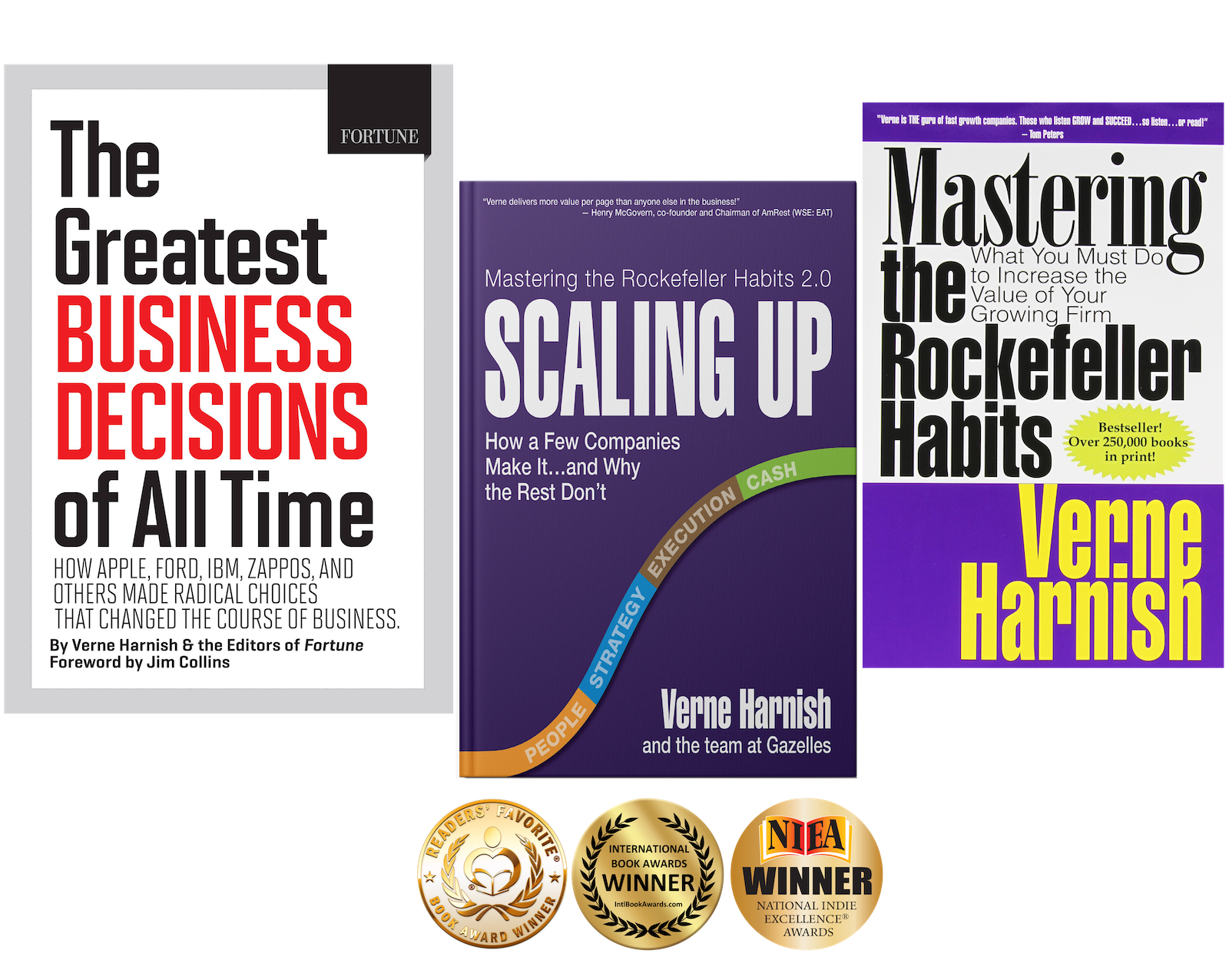 Book – Scaling Up