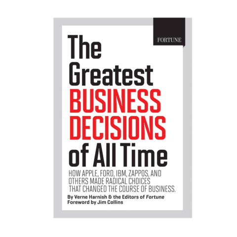 greatest biz decisions cover