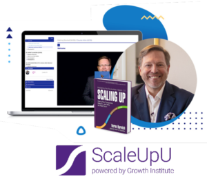 The power of ScaleUp U and Scaling Up