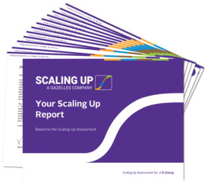 Scaling Up Report